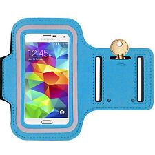 Sport Jogging Brazo Banda Correr Gimnasio para Samsung Galaxy S5 G900 S3 S4 S2