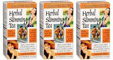 21st Century Herbal Slimming Tea Orange Spice 24 Tea Bags (Pack of 3)