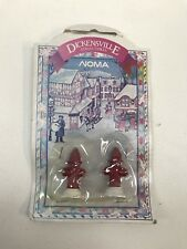 Village Dickensville Collectables Fire Pumps Noma 6188