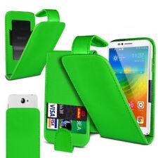 Carcasas de color principal verde para teléfonos móviles y PDAs Wiko