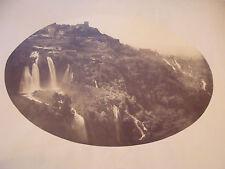Vintage Original Albuman print, ROBERT TURNBULL MACPHERSON - Italian landscape