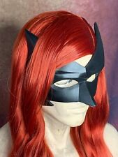 Batwoman Batman Inspired CW Cowl Mask Cosplay One Size Fits Most