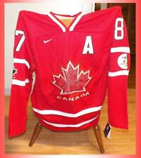 2010 Olympics Team Canada Jersey CROSBY Authentic Nike Size XL Tagged