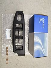 07 - 10 HUMMER H3 H3x RIGHT HAND DRIVE MASTER POWER WINDOW SWITCH BEZEL TRIM NEW