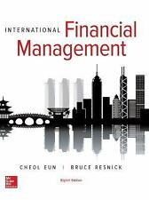 International Financial Management by Eun and Bruce G. Resnick (2017, Ebook PDF)