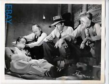 William Henry gagged Broderick Crawford VINTAGE Photo Ambush