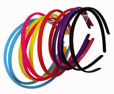 """12 PCS Color Assorted  Headband for Women Girls Hairbands 0.2"""" 0.3"""" 0.4"""""""