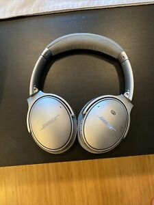 Bose QuietComfort 35 Series I Wireless Noise Cancelling Headphones - SILVER
