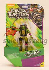 Teenage Mutant Ninja Turtles - Battle Sounds Figur Donatello NEU OVP