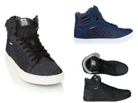 Crosshatch Men's Tolfa High Top Trainer