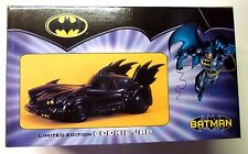 DC Comics Batman Batmobile Cookie Jar Limited Edition Statue New from 2002