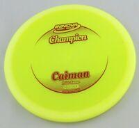 NEW Champion Caiman 164g Mid-Range Dayglow Innova Disc Golf at Celestial Discs