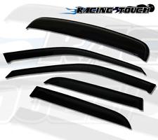 Rain Guards Sun Visor Deflector & Sunroof Combo 5pcs For 07-12 Acura RDX