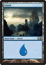 FOIL Isola 236 - Island 236 MTG MAGIC 2014 M14 Asian Korean