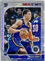 2019-20 Panini NBA Hoops Premium Stock Isaiah Roby Prizm Pulsar Rookie Rc 🔥📈
