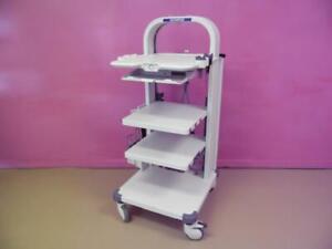 Olympus WM-NP2 Endoscopy Endoscopic Video Cart Stand & Scope Holder