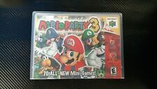 Mario Party 3 Nintendo 64 N64 Video Game Case * NO GAME *