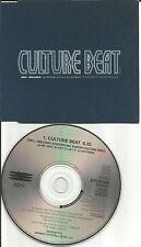 CULTURE BEAT Dmc MEGAMIX Mr. Vain / Got to / Anything PROMO DJ CD Single 1994