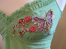 Art Deco 100% Silk Vintage Tops & Shirts for Women