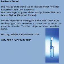 LACTONA Reisezahnbürste soft 1 St PZN 7234184