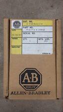 ALLEN BRADLEY CONNECTOR ADAPTER 1784-AG3   8E