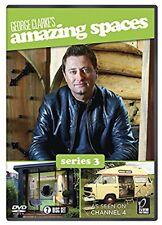 George Clarkes Amazing Spaces  Series 3 [DVD]