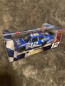 Ryan Newman NASCAR 1:24 AUTOGRAPHED diecast: VERY RARE, 2008 Daytona Win NIB