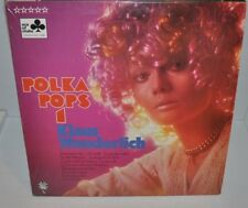 KLAUS WUNDERLICH: Polka Pops 1 LP Record sexy Cheesecake Cover