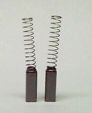 (Nr.105) Kohlebürsten, Motorkohle, 4x4x11mm z.b. für Pfaff Nähmaschine Motor