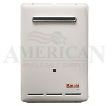 Rinnai V53e External Natural Gas Tankless Water Heater