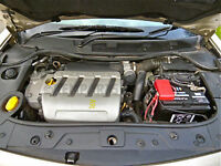 Renault Megane Scenic II 2002-2009 2.0 16v VVT Automatic Engine F4R 771 136BHP