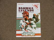 JOHNNY BENCH - Baseball Comic Book!! Glossy VF  Reds