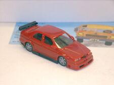 Herpa  021678 Alfa Romeo 155  DTM Strassenversion,  rot