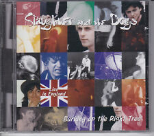 SLAUGHTER and the DOGS Barking Up the Right Tree CD
