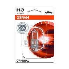 Osram H3 12v 55W Night Breaker Unlimited Foglight Bulb 64151NBU-01B 453 x1