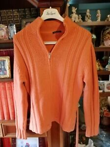 Cardigan donna Premode 100% pura lana vergine tg M
