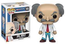 DR WILY ( MEGA MAN ) Funko Pop! GIOCHI VINILE PERSONAGGIO