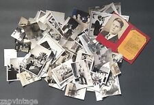Vtg Lot 1920's - 1930's BETA PHI Frat (Campus Life, Hazing, Sports) Pictures