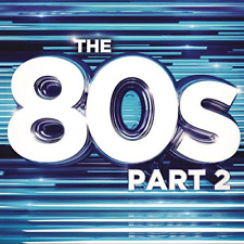 The 80s Part 2 - Various (2014) CD