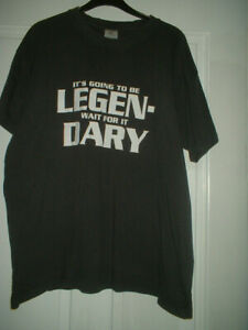B&C Collection Med Its Going To Be LEGEN Wait For It DARY T Shirt