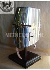 Medieval Knight Crusader Armor Templar Helmet Medieval Helmet Gift Item