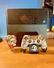 PS4 ( Playstation 4) 500 GB FW 5.05 Hen + 5 Giochi installati + controller camo