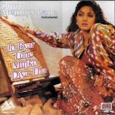 DOWN MEMORY LANE - JO PYAR TUNE MUJHKO DIYA THA - BRAND NEW CD - FREE UK POST