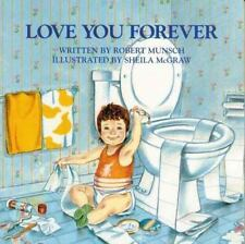Love You Forever by Robert Munsch (2000, Hardcover, Gift)