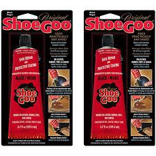 Shoe Goo Black 3.7 oz. 2-Pack