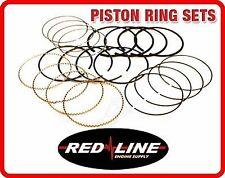 *MOLY PISTON RINGS* Ford Mustang Windstar 232 3.8L OHV V6 12v  1994-1995