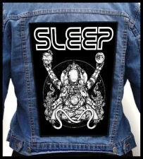 SLEEP- Astronaut  --- Giant Backpatch Back Patch