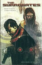 THE SURROGATES Robert Venditti & Brett Weldele (2009) Top Shelf Comics TPB FINE