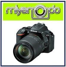 Nikon D5500 (Black) Digital SLR With 18-140mm Lens Kit + 8GB + Bag