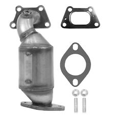 Exhaust Manifold with Integrated Catalytic Converter-Direct Fit Front Left 50517